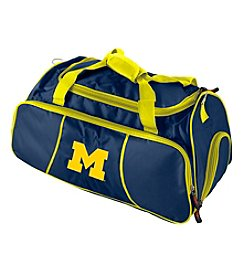 NCAA® University of Michigan Athletic Duffel