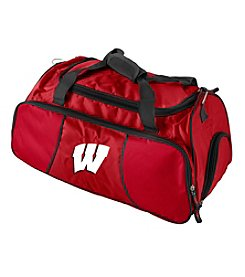 NCAA® University of Wisconsin Athletic Duffel
