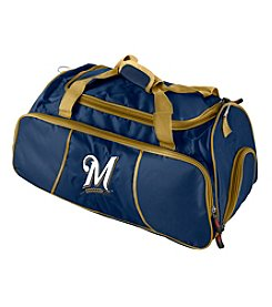 MLB® Milwaukee Brewers Athletic Duffel