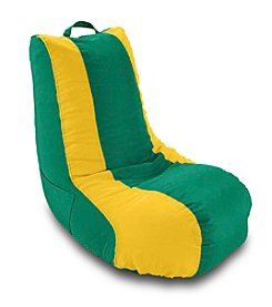 Ace Bayou Yellow Stripe Video Bean Bag Chair