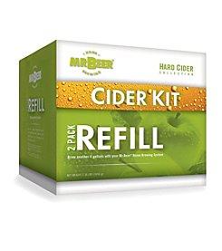 Mr. Beer® Hard Cider Variety Refill Pack