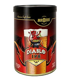 Mr. Beer® Diablo IPA Beer Refill