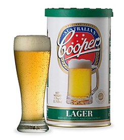 Coopers DIY Lager Beer Refill Pack