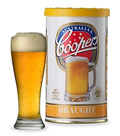 Coopers DIY Draught Beer Refill Pack