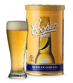 Coopers DIY Mexican Cerveza Beer Refill Pack