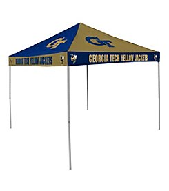 NCAA® Georgia Tech Checkerboard Canopy Tent