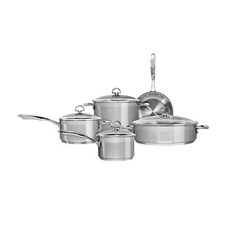 Chantal® Induction 21 Cookware 9-pc. Cookware Set