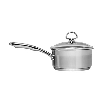 Chantal® Induction 21 Cookware Saucepan with Glass Lid