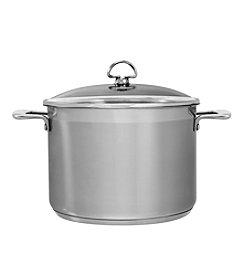 Chantal® 8-qt. Induction 21 Cookware Stockpot with Glass Lid
