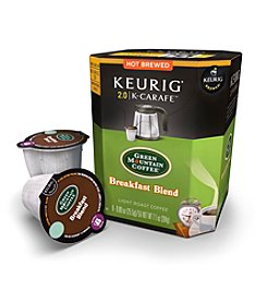Keurig® 2.0 Green Mountain Coffee Breakfast Blend Coffee 8-pk. K-Carafe Packs