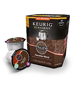 Keurig® 2.0 Tully's Coffee Hawaiian Blend Coffee 8-pk. K-Carafe Packs