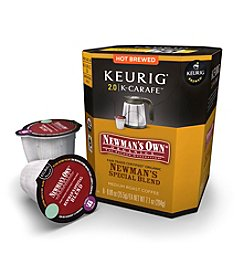 Keurig® 2.0 Newman's Own Organics Newman's Special Blend Coffee 8-pk. K-Carafe Packs