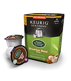 Keurig® 2.0 Green Mountain Coffee Breakfast Blend Decaf Coffee 8-pk. K-Carafe Packs