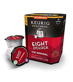 Keurig® 2.0 Eight O'Clock The Original Coffee 8-pk.K-Carafe Packs