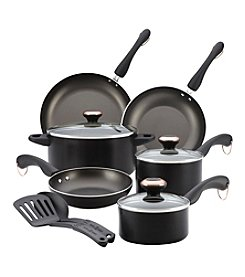 Paula Deen® 11-pc. Black Nonstick Cookware Set + $30 Cash Back by Mail see offer details