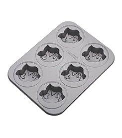 Cake Boss® Novelty Nonstick Bakeware 6-Cup Ghost Cakelette Pan