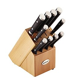 Anolon® Cutlery 11-pc. Japanese Stainless Steel Knife Set
