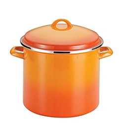 Rachael Ray® 12-qt. Orange Enamel on Steel Covered Stockpot