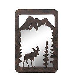 Ruff Hewn Moose Mirror