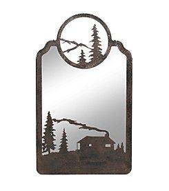 Ruff Hewn Cabin Mirror