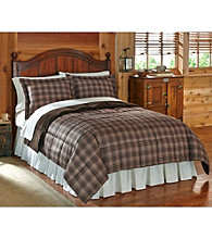 Ruff Hewn Brown Alpine Cozy Down-Alternative Comforter or Shams