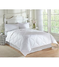 LivingQuarters Down-Fusion Comforter