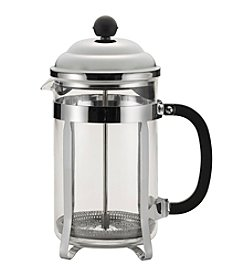 BonJour® Coffee 12-Cup Bijoux Black French Press
