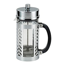 BonJour® Coffee 8-Cup Chevron French Press