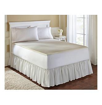 """Carpenter® Comfort Creations 1"""" Memory Foam Mattress Topper"""