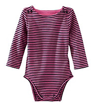 OshKosh B'Gosh® Baby Girls' Striped Bodysuit