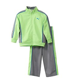 PUMA® Baby Boys' Pieced Tricot Set