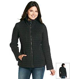 Anne Klein® Mini Quilt Jacket