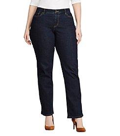 Lauren Ralph Lauren® Plus Size Super Slimming Modern Curvy Jean