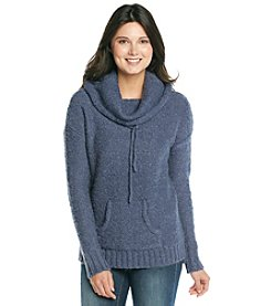Relativity® Cozy Cowlneck Tunic Sweater