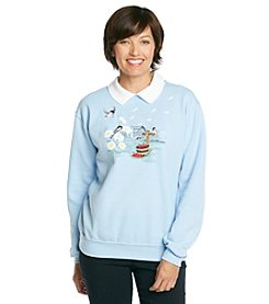 Morning Sun® Free Apples Sweatshirt