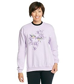 Morning Sun® Chickadees In Flight Sweatshirt