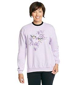 Morning Sun® Chickadees In Flight Sweatshirt