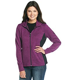 GERRY Nicky Sweater Fleece With Softshell Jacket
