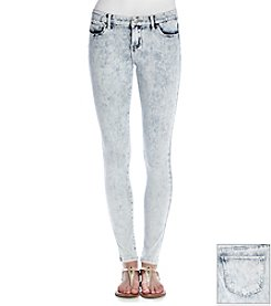Celebrity Pink Soft Touch 5 Pocket Knit Skinny Denim