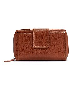 Relativity® Tab Zip Around Wallet