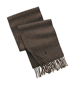 Polo Ralph Lauren® Men's Glenplaid Scarf