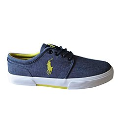 "Polo Ralph Lauren® Men's ""Faxon Low"" Casual Lace-Up Shoes"