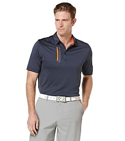 Callaway® Men's Big & Tall Short Sleeve Denim Polo Shirt