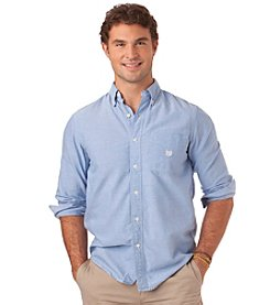 Chaps® Men's Big & Tall Long Sleeve Oxford Woven
