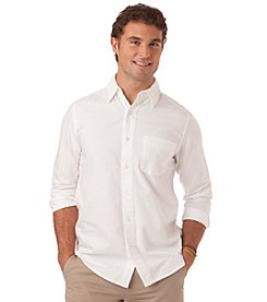 Chaps® Men's Big & Tall Long Sleeve Oxford Woven Shirt
