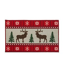 Essential Elements® Reindeer Rug