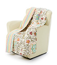 Greenland Home Esprit Quilted Throw