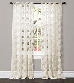 Lush Decor Arlene Window Panel