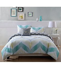 Pem America Fine Line Comforter Bedding Collection
