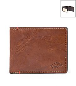 NCAA® University of Arkansas Hangtime Traveler Wallet